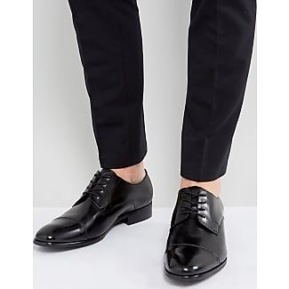 Aldo Galerrange Derby Leather Shoes In HOa7427w
