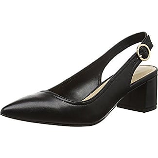Beatritz, Escarpins Femme, Noir (97 Black Leather), 37.5 EUAldo