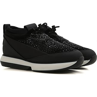 Sneakers for Women On Sale, Black, Leather, 2017, 3.5 5.5 Alexander Smith