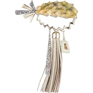 Alexis Bittar Fringe Safety Pin Brooch sYSPEzYU