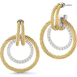 Alór Classique Diamond Hoop Earrings X8UDjWNCQ