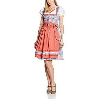 Melega Delia, Vestido para Mujer, Gris (Grau Grau), 44
