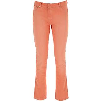 Jeans On Sale, Salmon, Cotton, 2017, 26 28 30 32 Angelo Marani