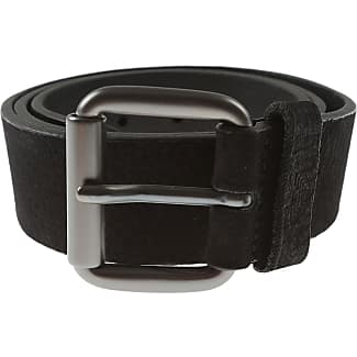 Mens Belts On Sale, Black, Leather, 2017, III (85-100 cm 34-40 inches) IV (90-105 cm 36-42 inches) V (95-110 cm 38-44 inches) Armani Jeans