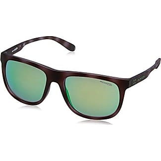 Unisex-Adults An4232 243187 Sunglasses, Brush Mt Turq/Mt Turq 243187, 56 Arnette
