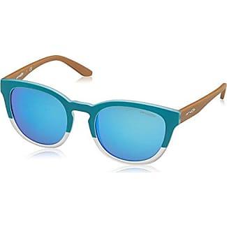 Mens 0AN4185 23616Q Sunglasses, Matte Stone Washed Copper/Redmultilayer, 58 Arnette