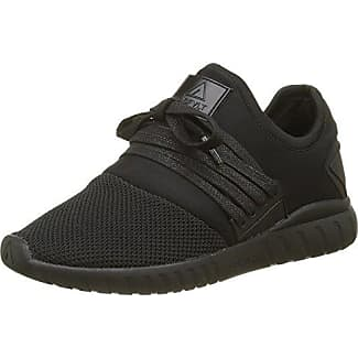 Area Lo - Scarpe da Ginnastica Basse Unisex - Adulto, Nero (Noir (Black Shadow)), 36 Asfvlt Sneakers