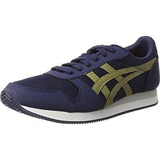 Hommes Asics Curreo Ii Chaussures De Sport, Aloès / Nero - Bleu - 40,5 Eu