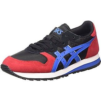 Oc Runner HL517, Sneakers Basse Unisex - Adulto, Nero (Black/Classic Blue 9042), 39.5 EU Asics