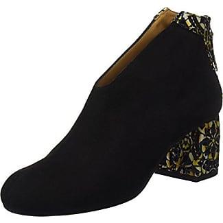 19921, Zapatos de Cordones Derby para Mujer, Negro, 38 EU Audley