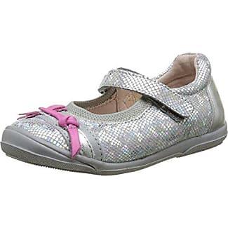 Babybotte 1B552713E, Zapatos Mary Jane Niñas, Blanco (Blanc/Glitter), 29 EU