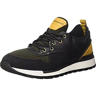 BU2952, Sneaker Basse Uomo, Giallo, 44 EU Barracuda