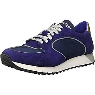 BU2955, Sneaker a Collo Basso Uomo, Blu (Ciano), 44 EU (10 UK) Barracuda