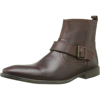 Cumin - Botas para hombre, color Waxy Grey, talla 45 Base London