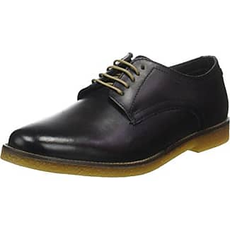 George, Hombre Derby, Black (Waxy Black), 44 Base London