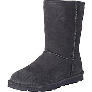 Effie, Damen Pantoffeln, Grau (Charcoal 030), 38 EU (5 UK) Bearpaw