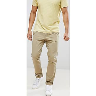 Clearance For Cheap Slim Fit Chinos in Beige - 329 Benetton Supply Outlet Cheap Price gObu6oaK0