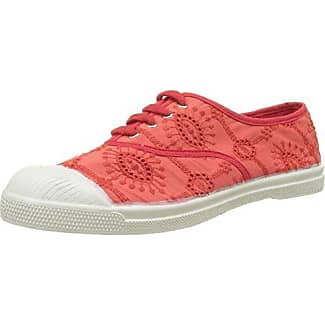 Bensimon Elly, Zapatillas para Mujer, Rojo (Rouge), 37 EU