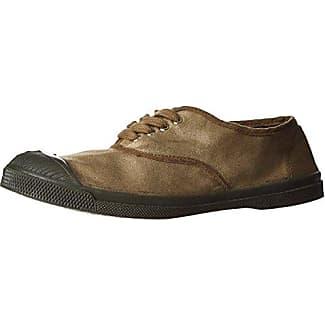 Bensimon Tennis Colorsole, Zapatillas para Mujer, Marrón (Noisette), 38 EU