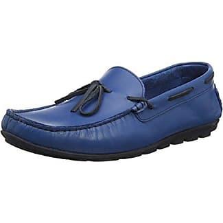 Beppi Casual Shoe, Mocasines para Hombre, Azul (Navy Blue), 40 EU