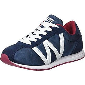 Beppi Canvas Shoe, Zapatillas de Deporte Exterior para Mujer, Azul (Marinho), 38 EU Beppi