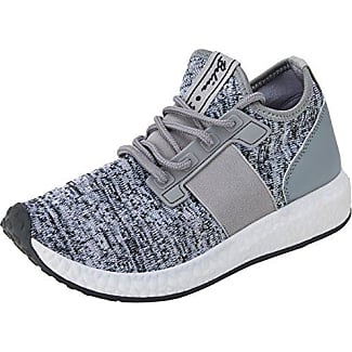 Beppi Canvas Shoe, Zapatillas de Deporte para Hombre, Azul (Jeans Jeans), 44 EU