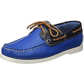 Beppi Toile 2149730, Chaussures Pour Hommes, Bleu (bleu Marine), 41 Eu