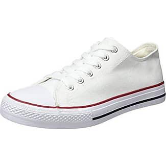 Beppi Canvas Shoe, Zapatillas de Deporte para Hombre, Azul (Marinho Marinho), 45 EU