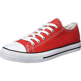 Toile Beppi, Baskets Femmes, Rouge (rouge), 40 Eu