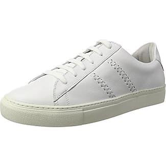 Bianco 64-71492 - Zapatillas de Piel Hombre, Color Gris, Talla 44 EU