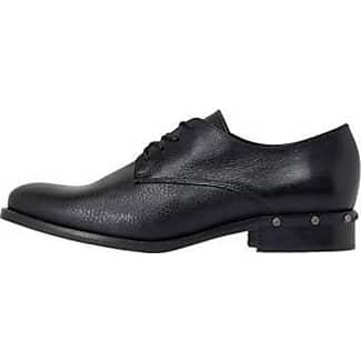 Maintenant, 15% De Réduction: Chaussures Derby Classique De Bianco Hommes Classiques