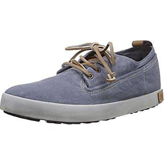 Blackstone Jl56 - Toile Femme Sneaker, Bleu, Taille 41