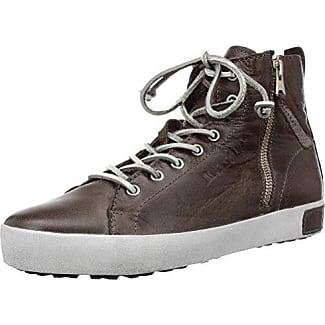 BlackstoneLL97 - Zapatillas Mujer, Color Gris, Talla 41 UE