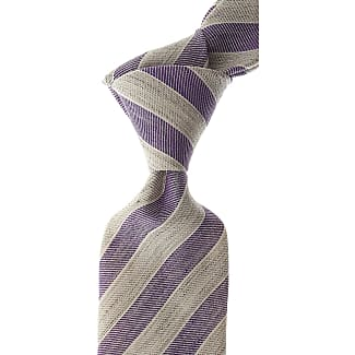Ties On Sale, Grey, Wool, 2017, one size Borrelli Napoli