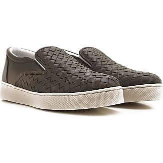 Loafers for Women On Sale in Outlet, Bluette, Leather, 2017, 4 Bottega Veneta