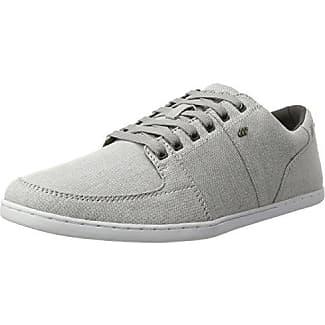 Spencer Sh Oxfs, Sneaker Uomo, Grigio (Grau STG), 46 EU Boxfresh