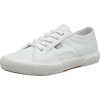 Damen Schnürschuhe - Zapatillas Mujer, Color Blanco, Talla 42 Brax