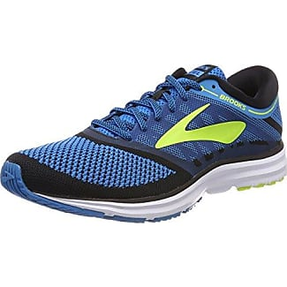 Brooks Revel, Chaussures de Running Homme, Bleu (Methylbluelimepopsicleblack 1d433), 42 EU