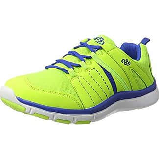 Bruetting Spiridon Fit Vs, Zapatillas Unisex Adulto, Azul (Blau/Marine/Lemon), 40 EU