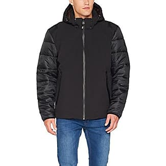 120618, Chaqueta para Hombre, Negro (Schwarz 09), XX-Large (Talla del Fabricante: 56) Calamar Menswear