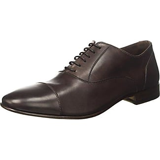 Calpierre 2055-G, Zapatos de Cordones Oxford para Hombre, Marrn (Choccolate Choccolate), 45 EU