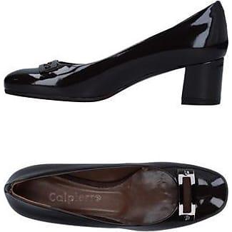 Calpierre Da88-b, Zapatos de Tacón para Mujer, Gris (Grigio/Nero Grigio/Nero), 37.5 EU