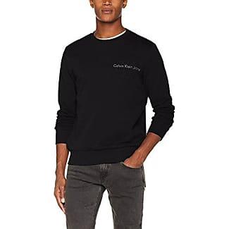 Haws 4 Cn Hknit Ls, Sudadera para Hombre, Blanco (Bright White), XX-Large Calvin Klein