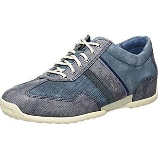 Camel Active Space 12, Zapatillas para Hombre, Azul (Jeans/Navy 33), 42.5 EU