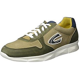 Camel Active Racket 17, Zapatillas para Hombre, Azul (Jeans), 44 EU