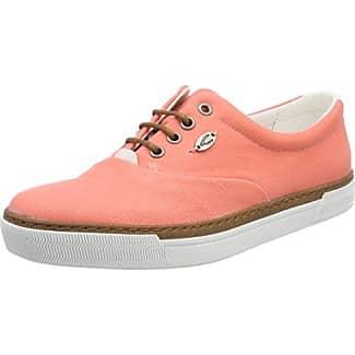Camel Active Racket 74, Zapatos de Cordones Oxford para Mujer, Rosa (Corall), 40 EU