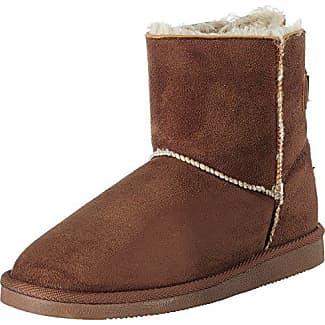 Canadians Boots, Botines para Mujer, Marrón-Braun (430 Taupe), 40 UE