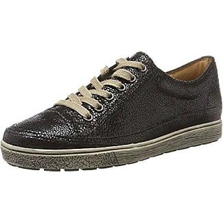23654 Caprice, Chaussures Femmes, Noir (peigne Noir), 37 Eu