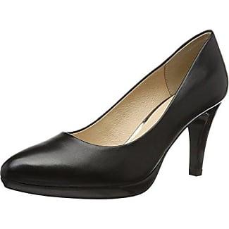 Caprice 24401, Zapatos de Tacón para Mujer, Negro (Black Nappa), 40.5 EU