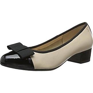 Caprice 22305, Zapatos de Tacón para Mujer, Rojo (3), 39 EU